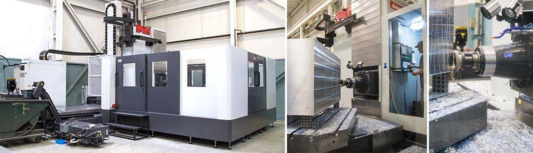 Large Machine Centers