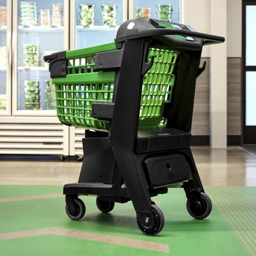 Advantage Engineering Prototyping - Smart Shopping Cart