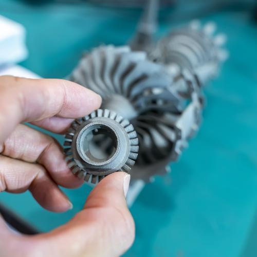 Advantage Engineering Metal Printing Tooling