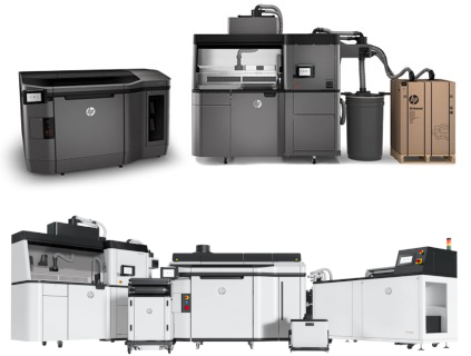Advantage Engineering HP MJF Industrial Printers