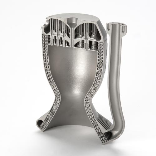 Advantage Engineering Aerospace Metal Parts