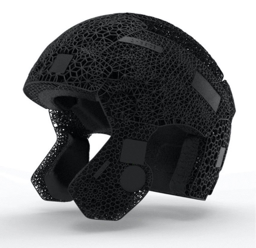 Advantage Engineering HP MJF 3D Printing