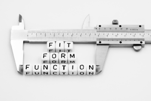 Advantage Engineering Fit, Form Function (FFF) Focused