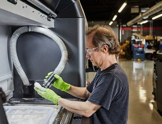 Advantage Engineering - Additive Manufacturing talent experience