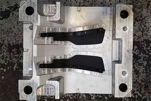 Example of how bridge tooling streamlines the production process