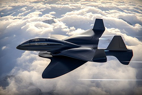 Aerospace innovation thrives with rapid prototyping says US Government